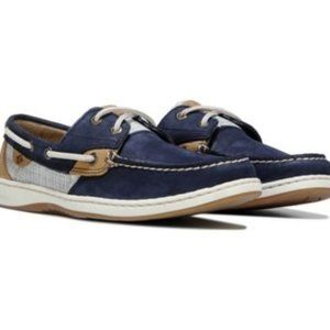Sperry Top-Sider Bluefish Crosshatch Boat Shoes